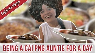 Being a Cai Png Auntie for a Day   Eatbook Vlogs   EP 37