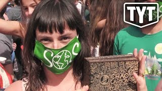 Millions Mobilize For Climate Strike