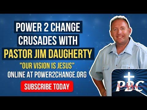 Eternal Security in Jesus - Power 2 Change Crusades TV Broadcast