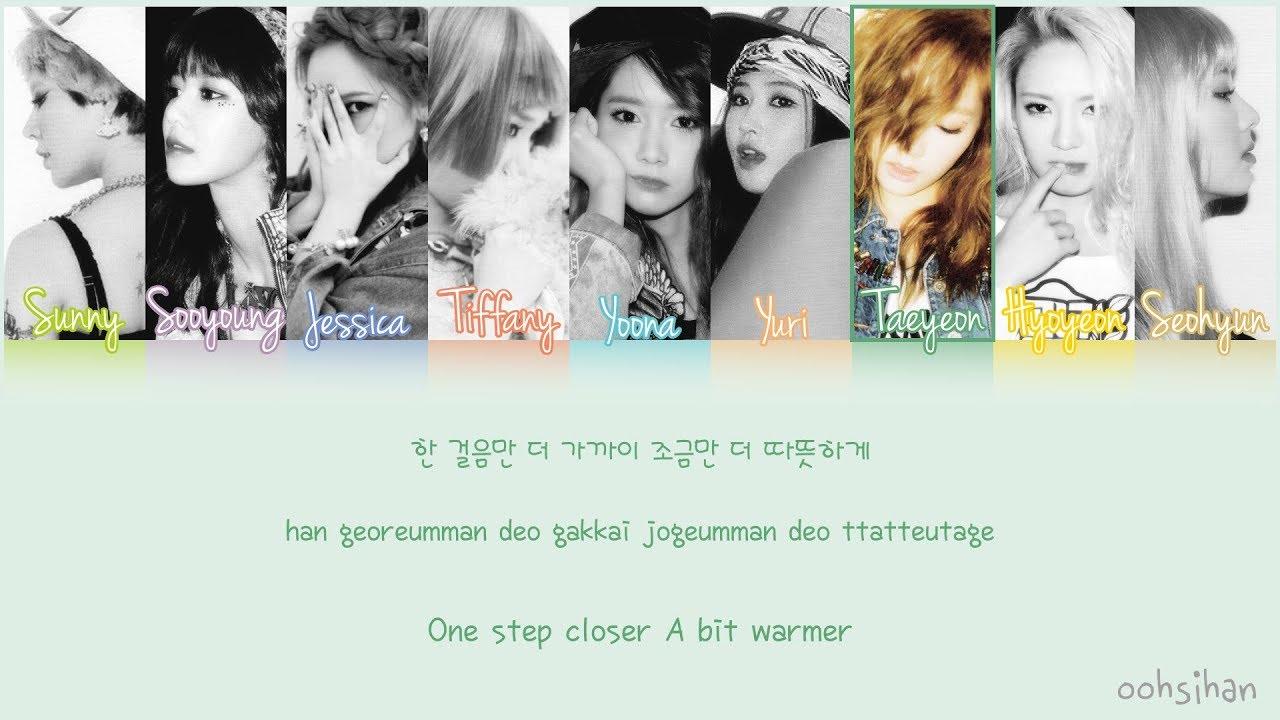 Girls Generation – Promise