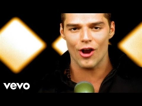 Ricky Martin - Livin' La Vida Loca (Official Music Video)