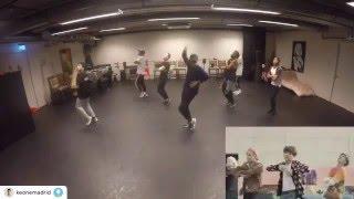 BTS - Fire Dance/Choreo (short) - Keone Madrid