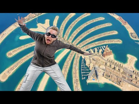 The Palm Jumeirah, Dubai - 4K HD All You Need To Know About