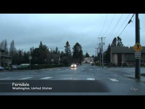 Blaine to Ferndale, Washington