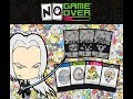 Unboxing y primeras impresiones de No Game Over