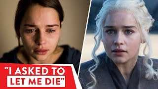 Baixar Emilia Clarke survived a stroke and two surgeries during GOT! | ⭐OSSA