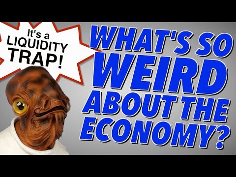 Our WEIRD economy and liquidity traps- Macro 4.16