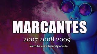 MELODY MARCANTES 2007 2008 e 2009