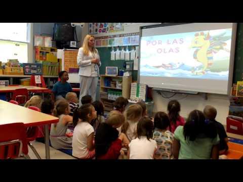 Visit to East Millsboro Elementary School