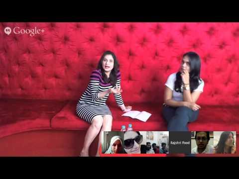 Hangout With Ruchi Bharani
