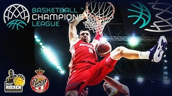 MHP Riesen Ludwigsburg v AS Monaco   Re-Live Classic Game 17/18   Basketball Champions League