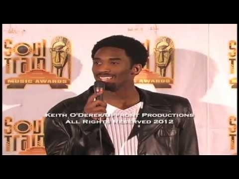 Kobe Bryant (Exclusive) rapping in Italian by filmmaker Keith O'Derek