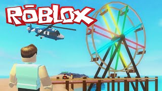 Roblox Adventures / The Plaza / Riesenrad!