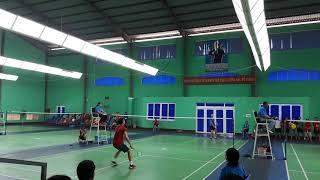 Anh Duy PTSC vs Khanh Hoang VSP_H2.part2 _ Chung ket đơn nam U30. Giải PVN phia Nam
