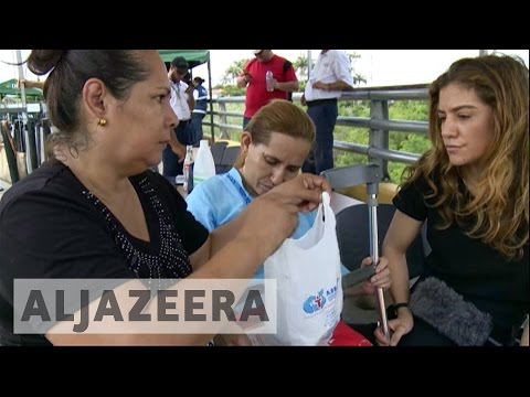 Venezuela closes border used by thousands to buy medicine