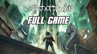 METAMORPHOSIS - Full Game Gameplay Walkthrough (No Commentary, PS4 PRO)