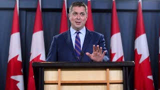 Scheer critical of Trudeau despite Trans Mountain pipeline approval