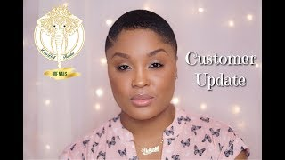 DDF NAILS | CUSTOMER UPDATE | PLEASE WATCH | 2018 | DivaDollFlawless