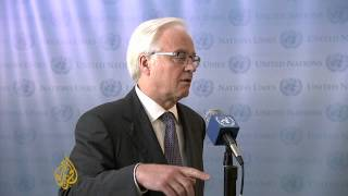 Syrian opposition meets UN Security Council
