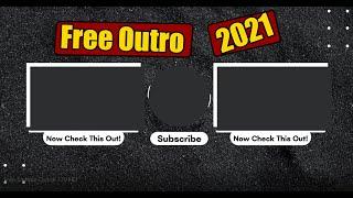 Free Sample Outro 2021 #33
