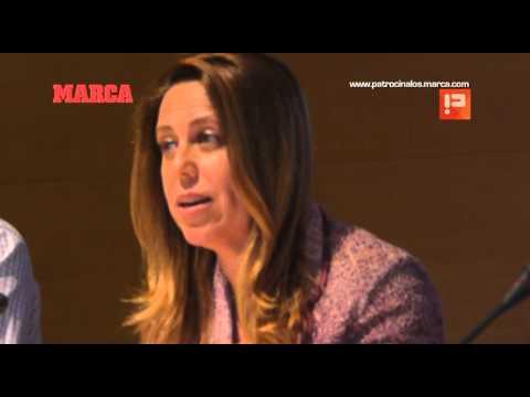 Presentación MARCA - patrocinalos. Ana Muñoz.