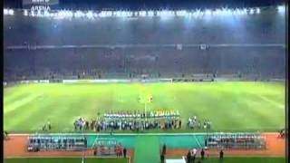 Sea Game Football FInal 2011 - Arrogant Indonesian disrespectful of Malaysia National Songs