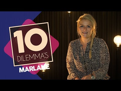 MARLANE moet kiezen: NOOIT meer SHOPPEN of FEESTEN?! 👗💃🏼 | Sterren NL