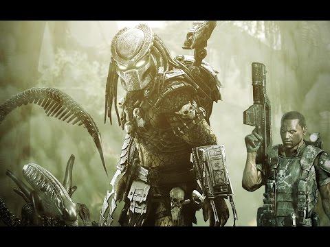 Aliens vs Predator 3 Walkthrough Movie #001