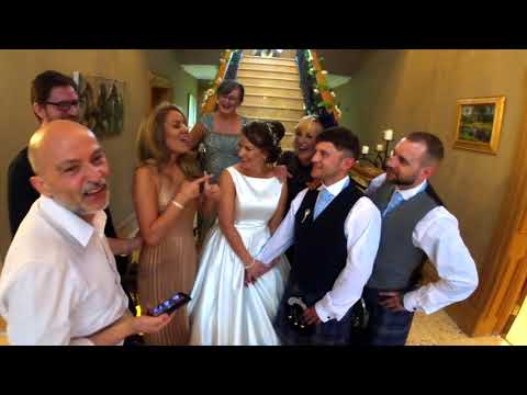 Video Review ,wedding's Siobhan and Mark 25th May 2019