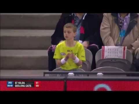 Biggest umpire fan in the AFL