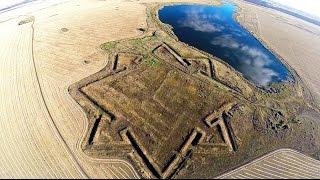 Наши древние Крепости-Звёзды(Это видео экскурсия в Google Earth по территории нашей Родины, в которой показаны древние Крепости-Звёзды. Я созн..., 2016-01-04T12:39:45.000Z)