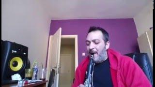 KLARNETİ AĞLATAN ADAM : STAVROS PAZARENTSİS