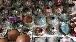 Pottery Making in Nicaragua