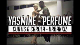 Yasmine - Perfume / Curtis & Carola Urban Kiz Dance @ Fusion Kizomba Roma Festival 2017