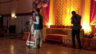 Performing at Saxodia Sangeet - Jeena Jeena | Abhinav Saxena