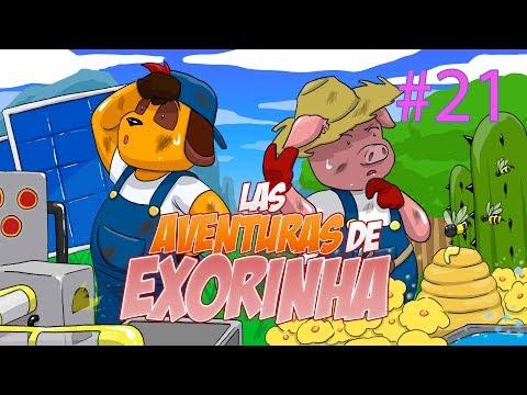 LA MALDICIÓN DE LA SANDÍA    LAS AVENTURAS DE EXORINHA   EP.21