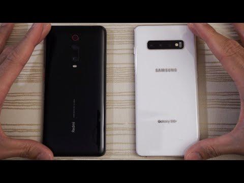 Redmi K20 Pro vs Galaxy S10 Plus - Speed Test!