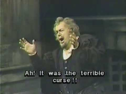Rigoletto, Act III - Finale of the Opera; Quilico, Munro; Opera Hamilton 1983 telecast