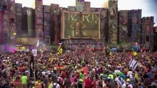 Скачать Alesso Calvin Harris Feat Theo Hutchcraft Under Control Nicky Romero Live TomorrowWorld 2013