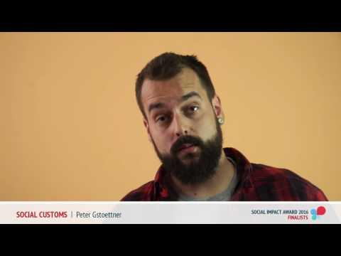 SIA Austria 2016 Finalist: Social Customs