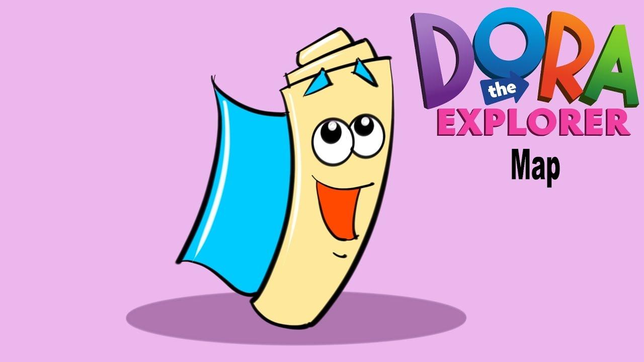 Ausmalbilder Dora - Malvorlagen Kostenlos zum Ausdrucken | 720x1280