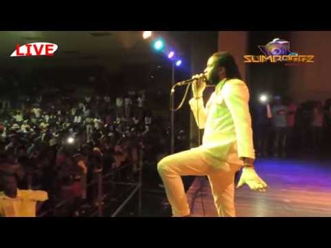 GUSPY WARRIOR Live @ Chi-town Aquatic Complex |Sunshine riddim launch| Video by Slimdoggz Ent|