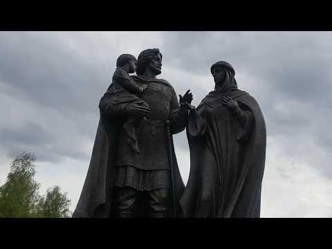 Русский в шоке от белорусского гостеприимства-Витебск