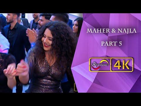 Maher & Najla - Part 5 - Ultra HD 4K - Aras Rayes & Honar Kandali - By Roj Company