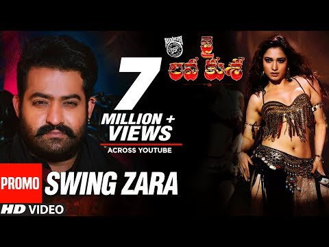 Swing Zara Video Song Promo - Jai Lava...