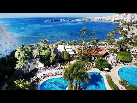 Top10 Recommended Hotels 2019 In Los Cristianos, Tenerife, Canary Islands, Spain