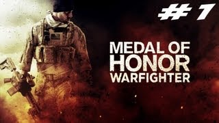 Medal of Honor Warfighter | Gameplay 1 [ITA]