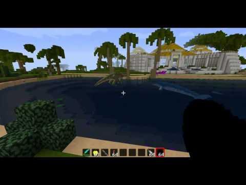 JURASSICRAFT MOD   Dinosaurios Realistas   Minecraft mod 1 7 10 Review ESPAÑOL