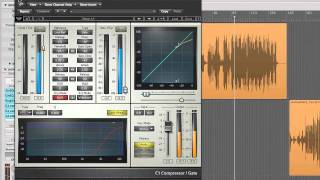 Audio Mastering Tutorial - Fine Tuning with Waves C1, L3 and LinEQ