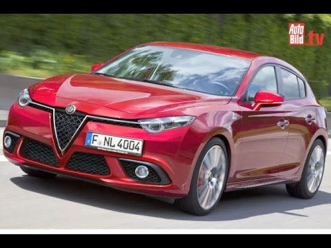 alfa romeo giulietta giulietta in neuauflage 2018 youtube. Black Bedroom Furniture Sets. Home Design Ideas